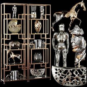 3D Decorative set 68