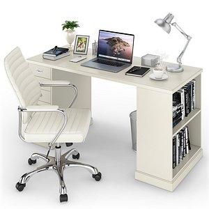 3D Workplace MacBook 5