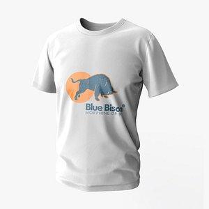 3D model T-shirt