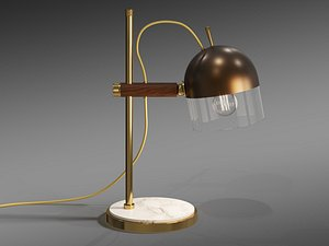 3D dave table lamp