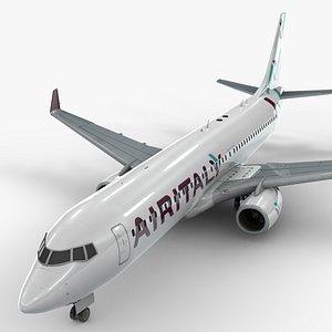 boeing 737-8 airitaly 3D model