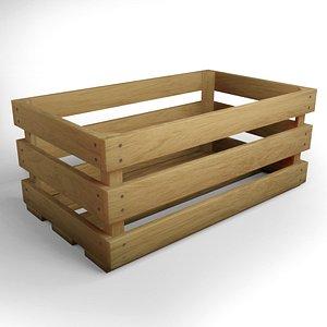 3D CrateBox model