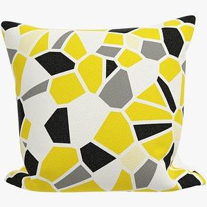 3D Sofa Pillow V33 model
