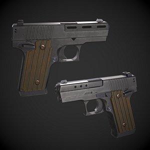 3D model Glock 36 Custom