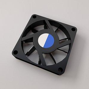 Cooler Fan model