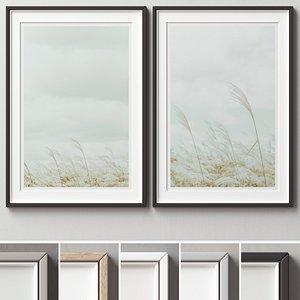 Picture Frames Set-256 model