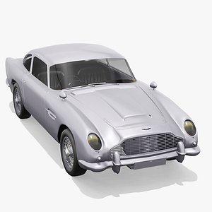 Aston Martin DB5 model