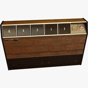 Vintage Floor Air Conditioner model