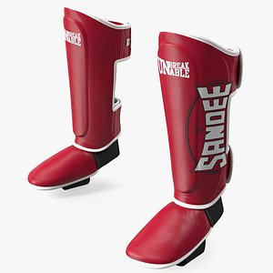 sandee leather boot shinguard model