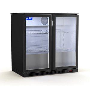 Refrigerator  Prodis 3D model