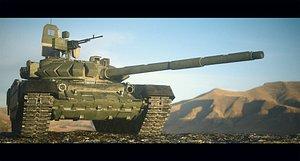 T-72 B3M 3D