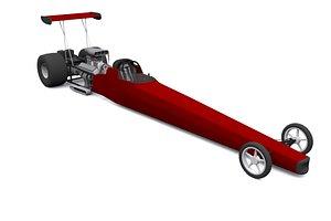 dragster v1 model