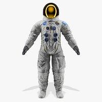 Apollo A7L space suit base