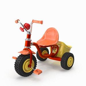 child bike model