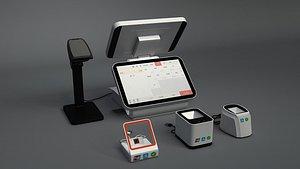Barcode Scanner 3D