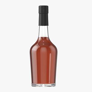 Whiskey bottle 14 3D model