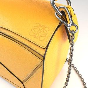 3D bag loewe