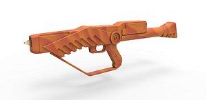 3D model Suliban Rifle
