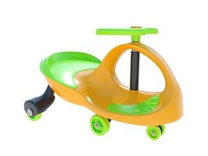 CARRINHO GIRA GIRA CAR INFANTIL ROLIMA 3D