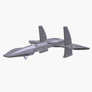 stargate sg1 asgard oneill 3d model