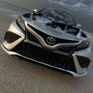 2021 Toyota Camry Sportivo 3D