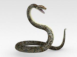 Python 3D