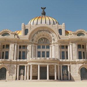 palace arts 3D