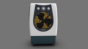 3D Air Cooler