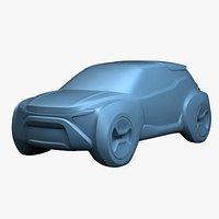 Mammoth SUV-1 Simple Version