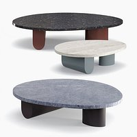 Egg Collective - Isla coffee tables