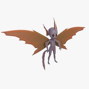 3D Fairy Creature