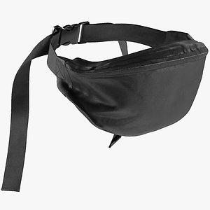 Waist Bag 1 3D model