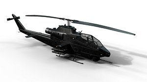 AH1-S Cobra model