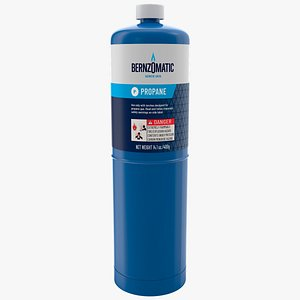 Bernzomatic Propane Fuel Replacement Cylinder model