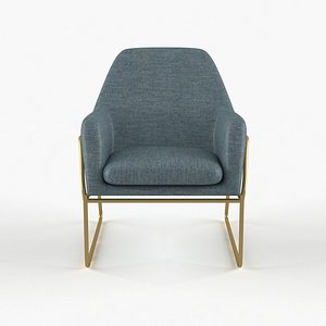 article forma chair 3D model