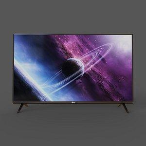 3D TV LG 43 UN71006 LB 4K Smart UHD