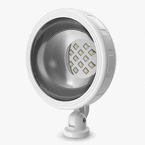 LED Light 3D Model 3D model