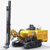 Hydraulic Borehole Drilling Machine