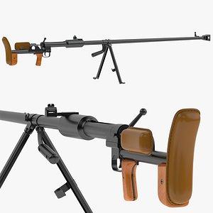 3D PTRD-41 model