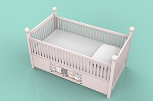 3D Mother and baby shop exclusive shop baby products children children's clothes crib imported goods sh