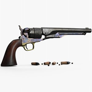 colt army 1860 model