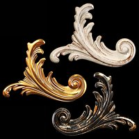 Classic carved 029