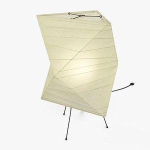 AKARI 26N-1AV Lamps 3D model