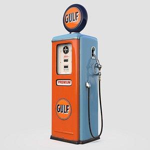 gulf gasoline pump model