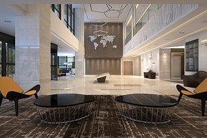 3D lobby business model