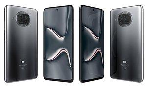 Xiaomi Mi 10i 5G Midnight Black model
