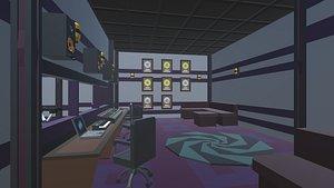 music studio 3D