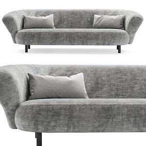3D sofa christophe delcourt