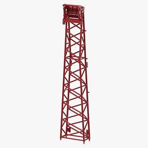 3D crane wa frame 2