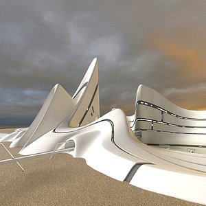 3D future building generic